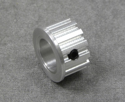 13 Tooth Timing Pulley - Single Flange # TT-0045-1