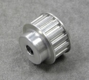 PART # TT-0044-1, Timing Pulley for 3″ Unit (worm gear)