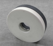 PART # TT-0700 Fast Dress Wheel (Gray/White)
