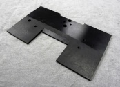 PART # TT-0062-1 Guide Rest Plate for 3″ unit