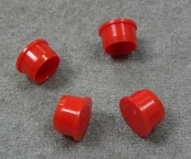 PART # TT-0084 Red Cap Plug