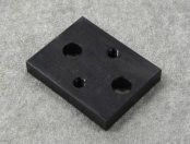 PART # TT-0063 Rest Plate Riser