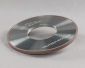 PART # TT-0826, Super Steel Grinding Wheel 12″ x 1/2″ x 5″, 220 Grit for OD