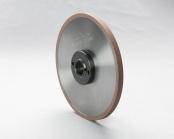 PART # TT-0831, Super Steel Grinding Wheel 7″ x 1/4″ x 1-1/4″, 320 Grit w/ hub, D&B