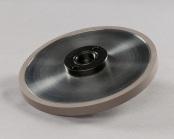 PART # TT-0843, Revo Grinding Wheel 7″ x 1/2″ x 1-1/4″, 220 Grit w/ hub, D&B